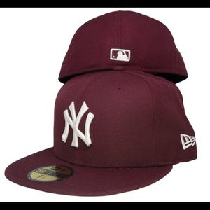 New York Yankees New Era 59Fifty Basic Fitted Hat